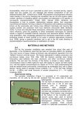 the effects of mycorrhizal fungi, streptomycetes and plants ... - CESEC - Page 2