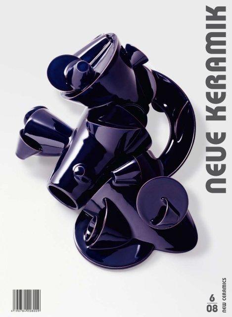 NEW CERAMICS - Neue Keramik