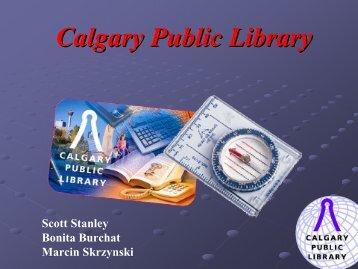 Providing Wireless Hotspots for Public Library Customers