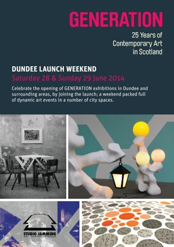 Generation-Dundee-Launch-Weekend-Leaflet-with-portrait-events