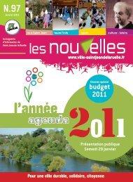 budget 2011 - Saint Jean de la Ruelle