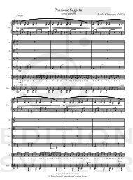 Passione Segreta - Edition Svitzer