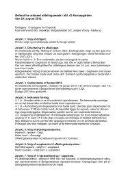 Referat fra afdelingsmøde for Karnapgården - Boligselskabet Sct ...