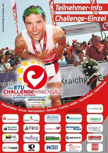 Einzelstarter - Challenge Kraichgau