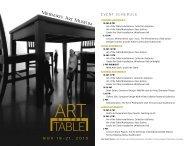 Event Schedule - Milwaukee Art Museum