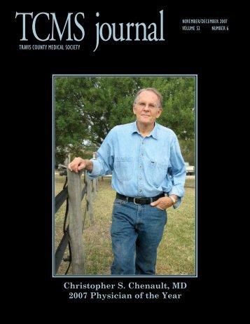November Journal-web.qxp - Travis County Medical Society