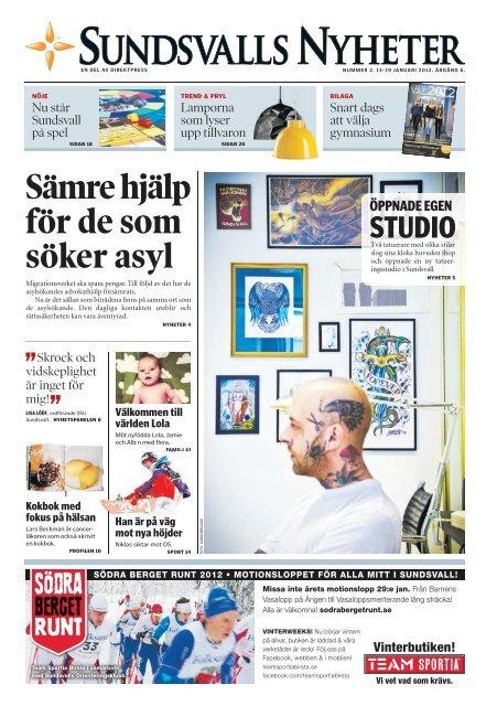 Alexander Forsell, 31 r i Sundsvall p Sallyhillsvgen 20