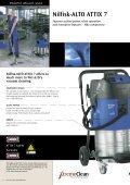 Nilfisk-ALTO ATTIX - Tisztitastechnologia.hu - Page 3