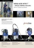 Nilfisk-ALTO ATTIX - Tisztitastechnologia.hu - Page 5