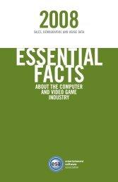 Essential Facts - Entertainment Software Association