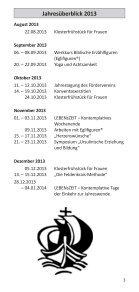 Programm_2013 - ursulinen-duderstadt - Seite 4