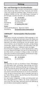 Programm_2013 - ursulinen-duderstadt - Seite 6