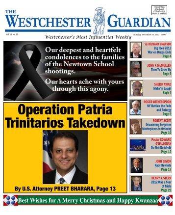 December 20, 2012 - WestchesterGuardian.com