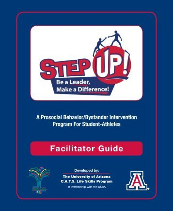 Facilitator Guide - Step UP!