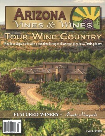 Alcantara Vineyards - Arizona Wine Growers Association