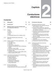 Capítulo Conductores eléctricos - Viakon