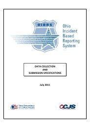 DATA COLLECTION AND SUBMISSION SPECIFICATIONS July 2011