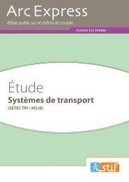 Systèmes de transport - Arc Express
