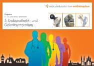Smith & Nephew GmbH - sportsclinic Germany