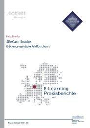 Praxisbericht 68 - ERCIS - European Research Center for ...