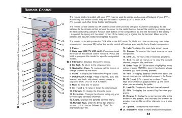 Shaw direct user guide 6xx (v3. 4).