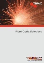 Fibre Optic Solutions - Triax