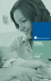 SUMMARY OF BENEFITS - ASA International Insurance