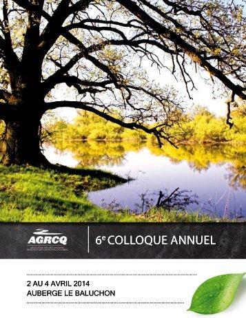 AGRCQ-Colloque-Annuel-2014_version19mars