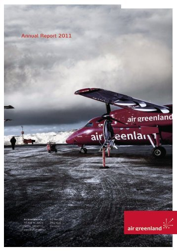 Annual Report 2011 - Agent Kit Survey - Air Greenland