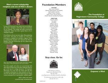 1201-foundation-brochure.pdf (2.5 MB) - Hagerstown Community ...