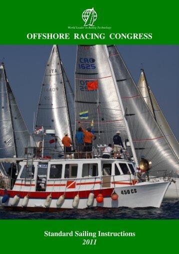 OFFSHORE RACING CONGRESS - Offshore Racing Council