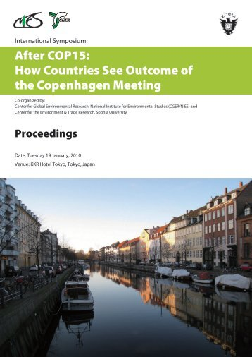 After COP15: How Countries See Outcome of the Copenhagen ...