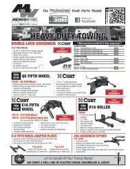 Heavy Duty Towing 03/26/2013 - Midwest Wheel Companies
