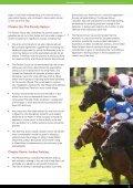 RESPONSIBLE REGULATION: - British Horseracing Authority - Page 7