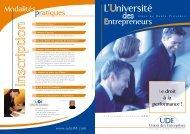 Programme de la conférence (PDF, 473 Kb) - IECG