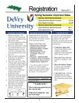 Registration Catalog (PDF) - DeVry - Kansas City - DeVry University - Page 4