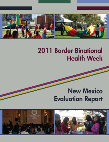 BBHW - 2011 Report - New Mexico Office of Border Health
