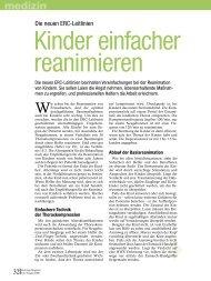 reanimation von kindern - Markus Brändli Fotografie