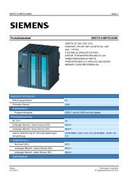 Product data sheet 6ES7313-5BF03-0AB0 - TP Automation e.K.