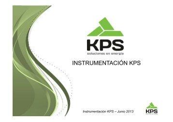 Instrumentación KPS - Junio 2013 - Dielectro Industrial