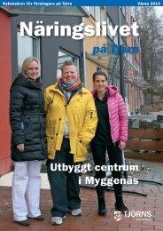 Näringslivet på Tjörn 2013-1.pdf - Tjörns kommun
