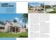 cosyWOOD – idyllisches Wohnen - Arento AG