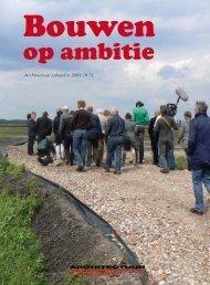Activiteitenverslag 2009 - Architectuur Lokaal
