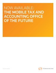 The Mobile Tax And Accounting Office - cs thomson reuters