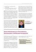 IMAG Gender Mainstreaming - Seite 4