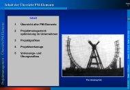 l Übersicht Projektmanagement-Elemente - Rz.fh-augsburg.de