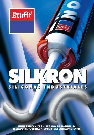 SILKRON Siliconas Industriales - Krafft