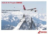ADS-B IN Projekt SWISS - Swiss Institute Of Navigation :: ION-CH