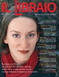Febbraio 2010 - Il libraio.it