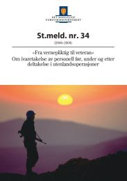 Dokumentet i pdf-format (3,8 Mb) - Regjeringen.no